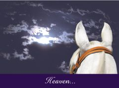 Sympathy Card: Heaven... - Item # GC 7 Sympathy