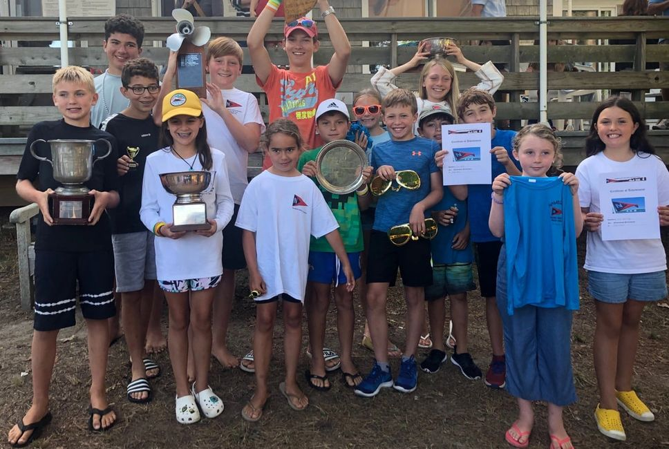 2019 Junior Sailing Awards Ceremony