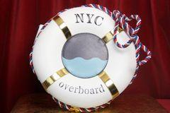 3369 Overboard Marine Cruise Handbag