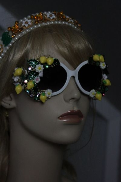 SOLD! 59 Spring 2016 Fancy Lemon Sunglasses Eye Wear