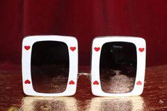 4841 Baroque Runway Queen Of Hearts Sunglasses