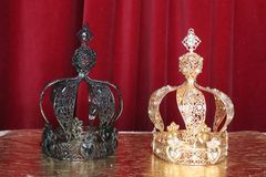 5246 Baroque Royal 2 Colors Round Full Crown