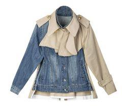 6315 Jens jacket high-end design 2 options