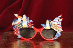 SOLD! 6333 Nautical Pelican Ship Embellished Sunglasses