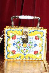 6286 Colorful Mosaic Trunk Crossbody