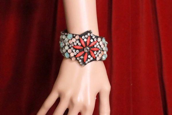 8153 Nautical Beaded Soft Star Bracelet Bracelet