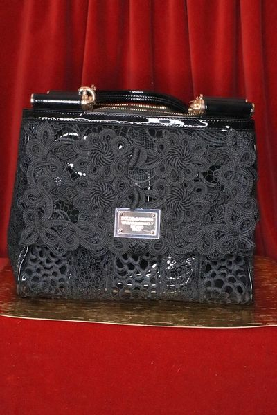 7451 Runway Genuine Leather Large Handbag