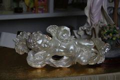 995 Zibellini Baroque Pearl HUGE Cherub Belt XS, S, M
