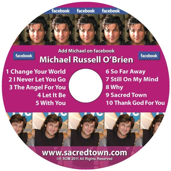 Michael Russell O'Brien - It's About Time! - CD