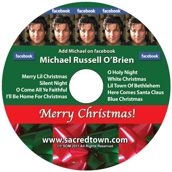 Michael Russell O'Brien - Home For Christmas - CD