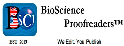 Bioscience Proofreaders