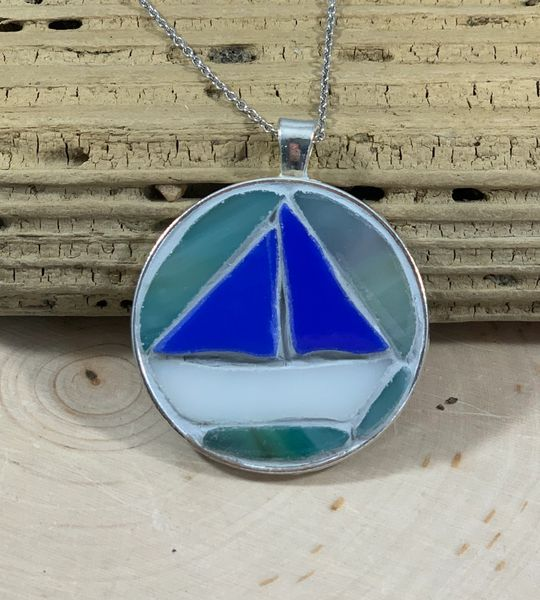 Pendant - Sailboat