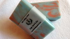 Sage, Wood and Sea Handmade Soap