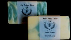Lemon Verbena Scented Handmade Soap