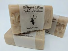 Teakwood and Cardamom Soap