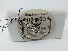 Cedarwood Blend Handmade Saop