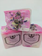 French Lavender Handmade Soap