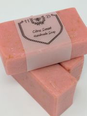 Citrus Sunset Soap