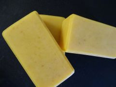 Orange and Ginger Essential Oil Handmade Soap