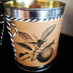 Blood Orange and Tomato Leaf 20 oz. Candle
