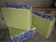 Mediterranean Breeze Handmade Soap with Shea Butter and Cocoa Butter