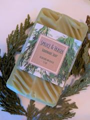 Spruce and Fraser Handmade Soap