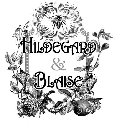 Hildegard and Blaise