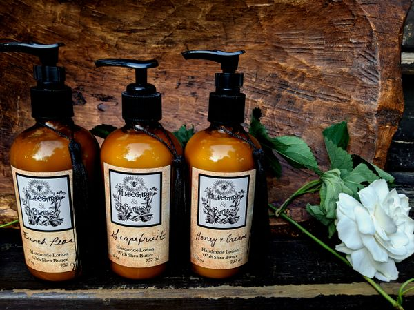 Premium Lotion Handmade with Shea Butter