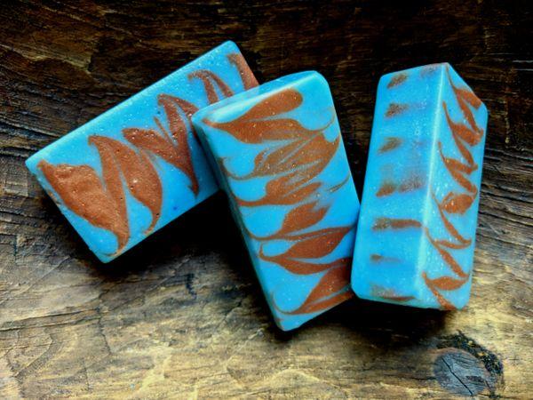 Sage, Wood and Sea Handmade Soap