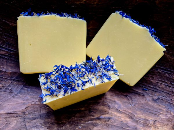 Pear and Fressia Scented Handmade Soap