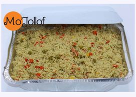 Mofoods Chilled Cooked African Meal. UK Next Day Delivery.
