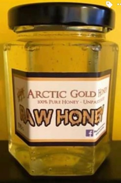 Arctic Gold Honey