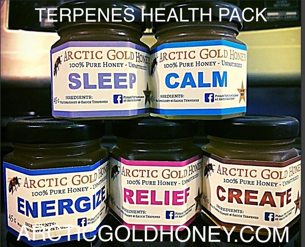 Medical Terpenes health pack