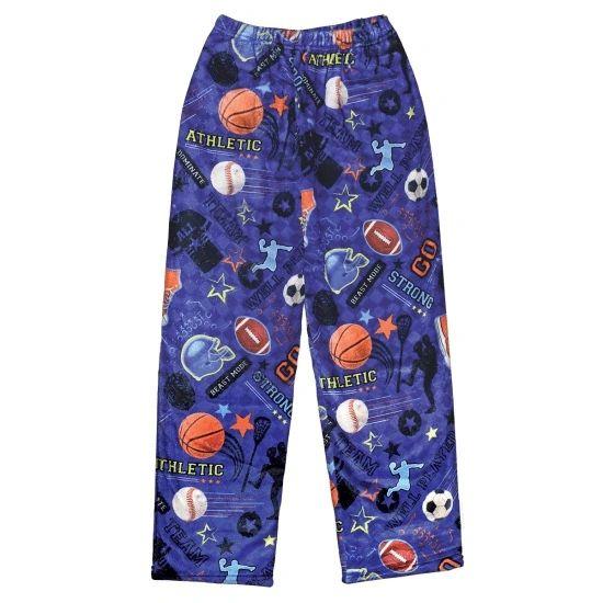 Sports Plush Pants