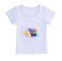 Pompom T-Shirt