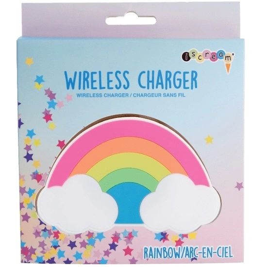 Rainbow Wireless Charger