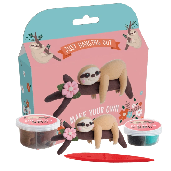 Make Your Own Sloth DIY Kit