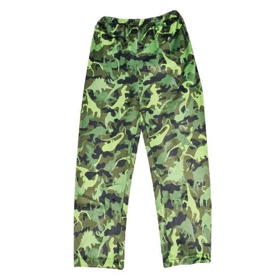 Dino Plush Pants
