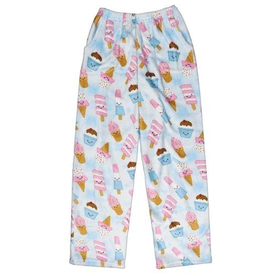 Ice Cream Treats Plush Pants