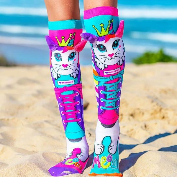 CAT SOCKS - SOLD OUT!