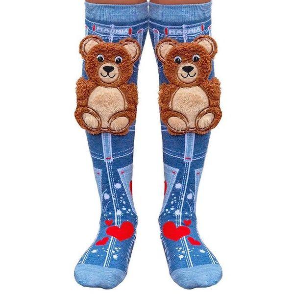 TEDDY BEAR SOCKS - Mad Mia - SOLD OUT!