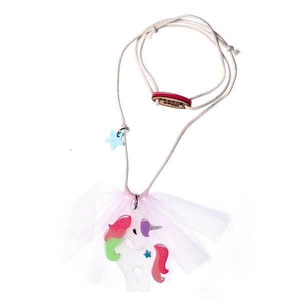 Unicorn Necklace - Lilies & Roses NY