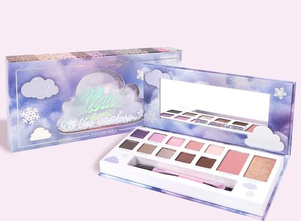 Cloud Mine on Ice Eye & Cheek Holiday Palette - Petite n' Pretty
