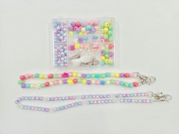 DIY 2 Mask Chain Necklaces