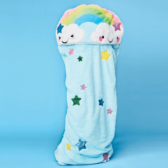 Happy Rainbow Sleeping Bag - ISCREAM - SOLD OUT!