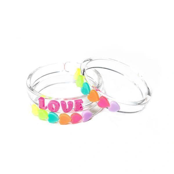 Love Bracelets (Set of 3) - Lilies & Roses NY