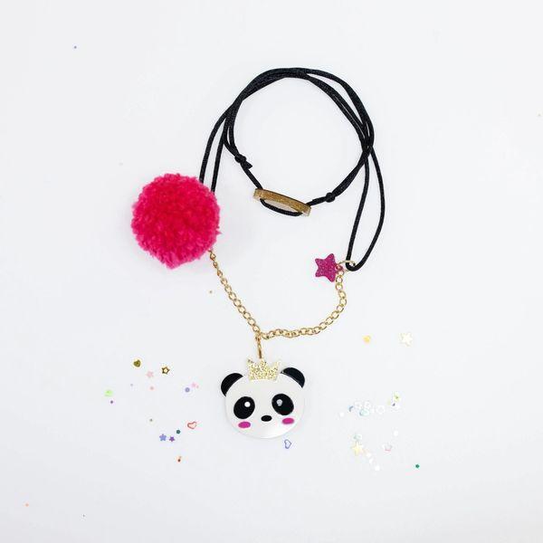 Panda Necklace - Lilies & Roses NY