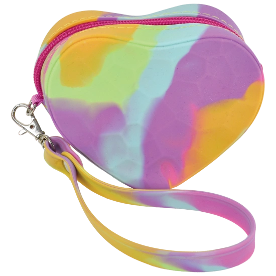 Heart Silicone Coin Purse - SOLD OUT!