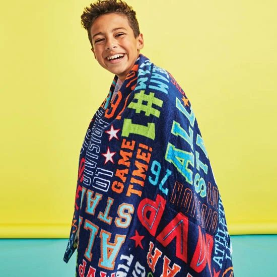MVP Towel with Drawstring Bag