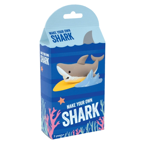 DIY Shark Dough Kit